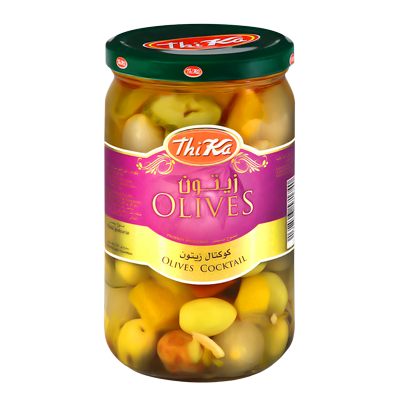 Olives Cocktail Thika 540G