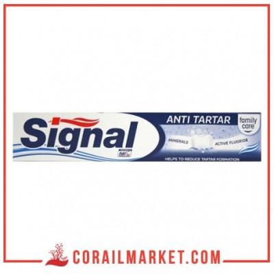 Dentifrice anti-caries Signal 75 ml