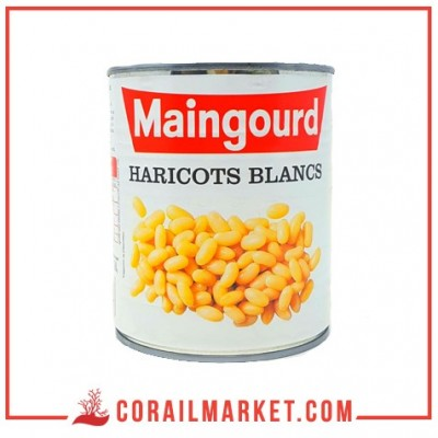 haricots blancs maingourd 800g