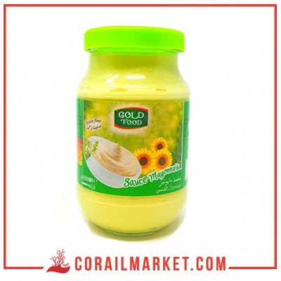 mayonnaise gold food 550 ml