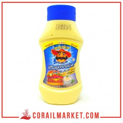 mayonnaise mister 500 ml