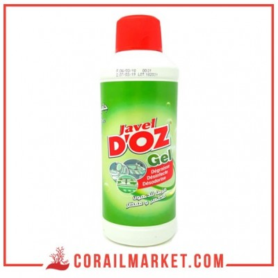 Javel D'OZ Gel 700ML