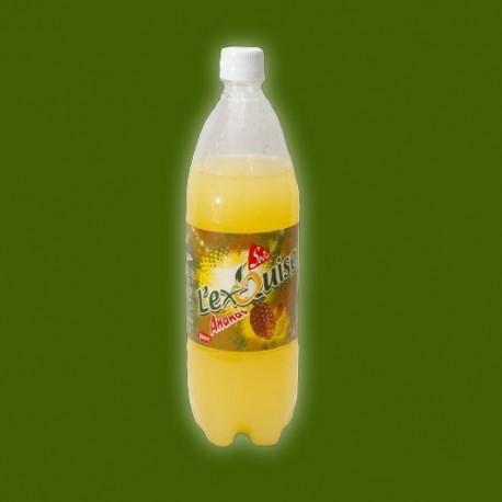Soda l'EXQUISE ananas 1l