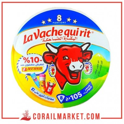 La Vache Qui Rit fromage Triangles 8 Portions